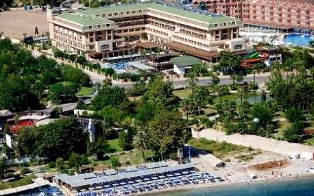 Turecko - KEMER letecky na 8 dnů, ultra all inclusive