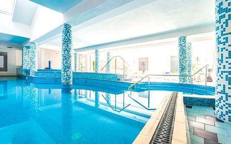 Trenčianske Teplice s bazény a saunami