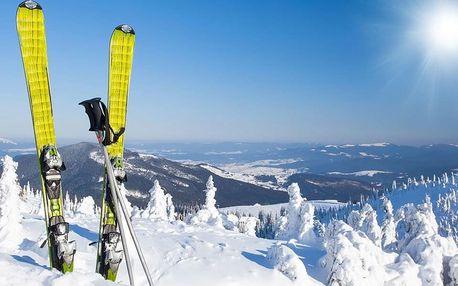 Profesionální servis lyží a snowboardů