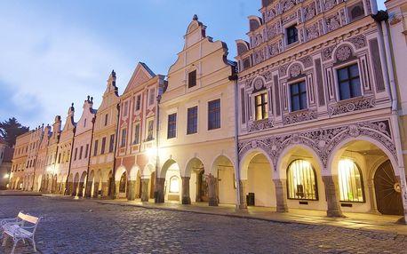 U Třeboňské madony v centru města s procedurami
