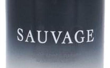 Christian Dior Sauvage 100 ml balzám po holení pro muže