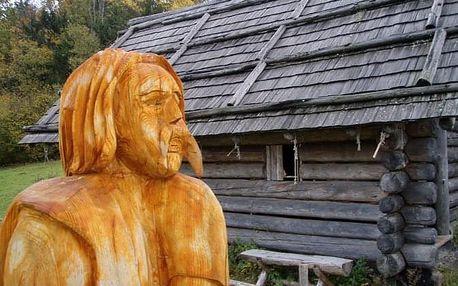Keltské stopy na Moravě - 1 den s dopravou - Černov, Staré Hradisko, Býčí Skála, Žuráň, Plumov