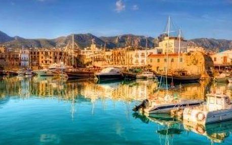 Kypr - SEVERNÍ KYPR letecky na 8 dnů