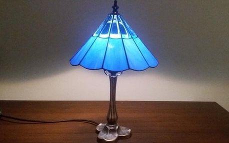 Sobotní jednodenní kurz Tiffany lampy v Prostějově 2.února 2019