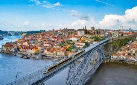 Portugalsko - PORTUGALSKO letecky na 8 dnů, polopenze
