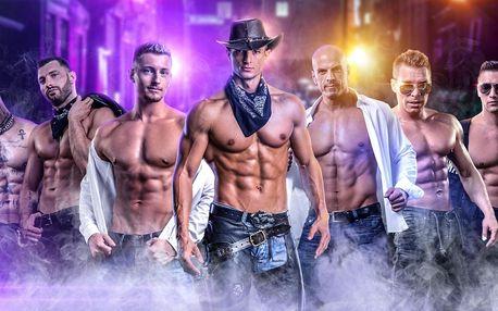 Žhavá striptýzová show v podání California Dreams