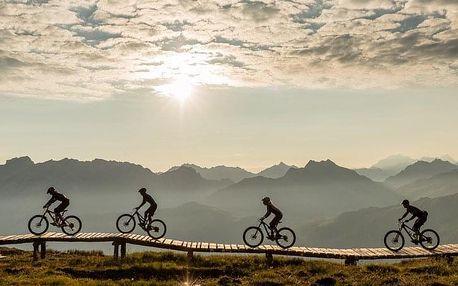 Itálie - Livigno MTB - 6 dní na kole s dopravou, ubytováním a snídaní