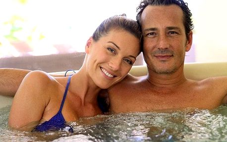 Romantika ve dvou: sauna, koupel nebo oboje