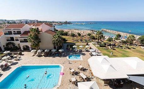 Kypr letecky na 8 dnů, polopenze