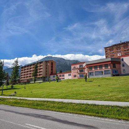 Nejprodávanější exkluzivní pobyt v Tatrách TOP SLEVA s polopenzí a wellness