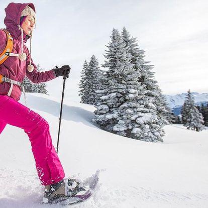 Krkonoše na sněžnicích: výlety s průvodcem