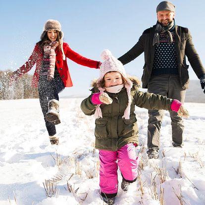 Jarní prázdniny na Šumavě s light all inclusive