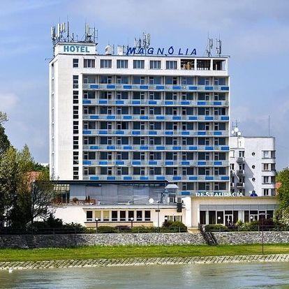 Slovensko - Piešťany na 4 dny, polopenze s dopravou vlastní
