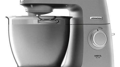Kuchyňský robot KENWOOD Chef XL Elite KVL6370S stříbrný