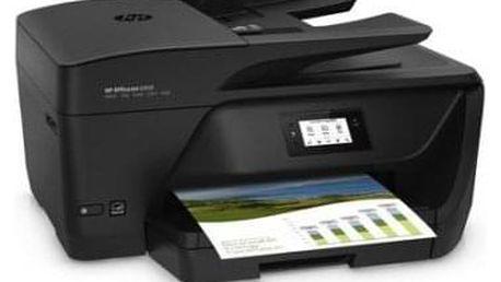 Tiskárna multifunkční HP Officejet 6950 černý (P4C78A#625)