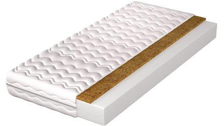 Pěnová matrace ARRES 10 140x200 cm