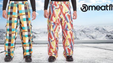 Pánské zimní kalhoty Meatfly na lyže i snowboard