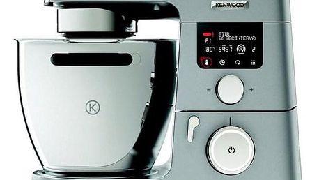 Kuchyňský robot KENWOOD Cooking Chef KCC9040S stříbrný