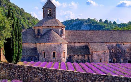 Zájezd do Provence a Monaca - 5 dní včetně ubytování a snídaně