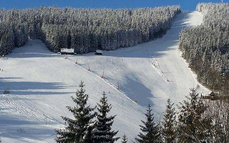 Parkhotel Harrachov*** 300 m od skiareálu Čertova hora a polopenzí