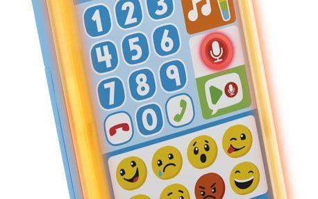 FISHER PRICE Emoji chytrý telefon