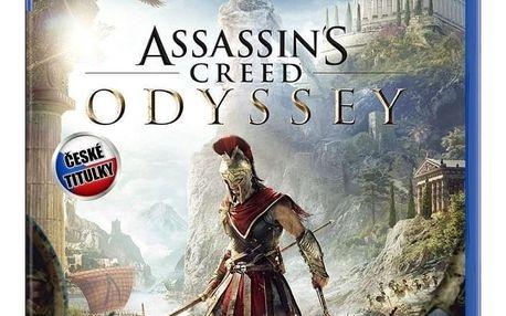 Ubisoft PlayStation 4 Assassin's Creed Odyssey (USP400303)