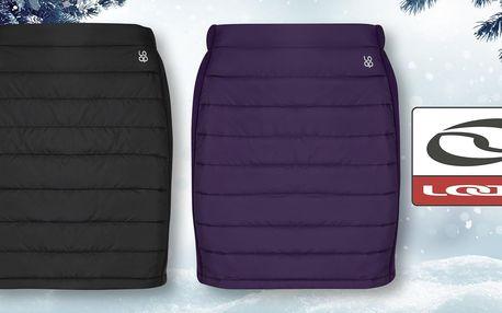 Dámská zimní sukně LOAP s hřejivou výplní