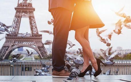 4denní zájezd do Paříže s prohlídkou Versailles nebo Louvre
