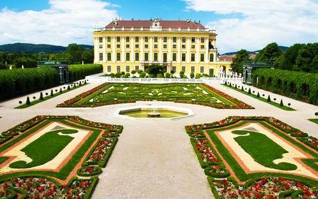 Zámok Schönbrunn a najstaršia ZOO v Európe