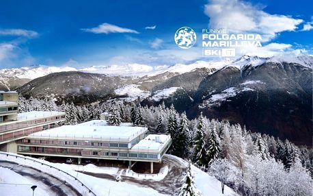 Itálie - Skirama Dolomiti Adamello Brenta autobusem na 5 dnů, polopenze