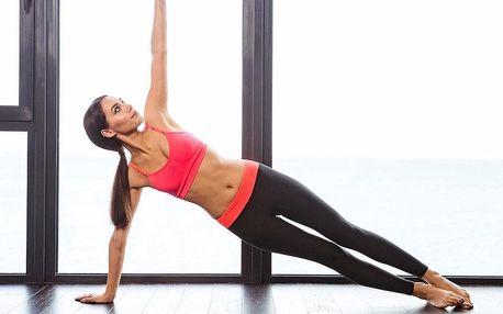 Protáhněte svaly: lekce pilates