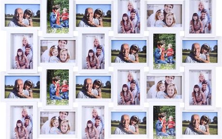 Home Styling Collection Fotorámeček pro 24 fotek