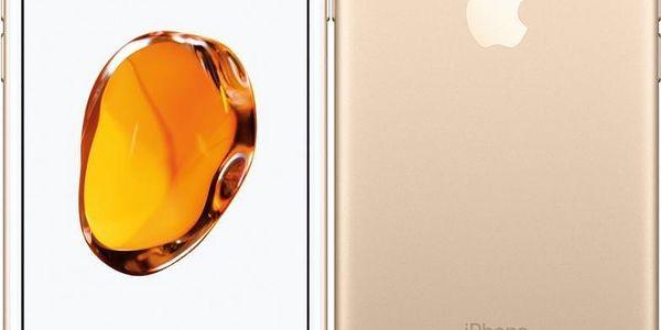 Mobilní telefon Apple iPhone 7 32 GB - Gold (MN902CN/A)5