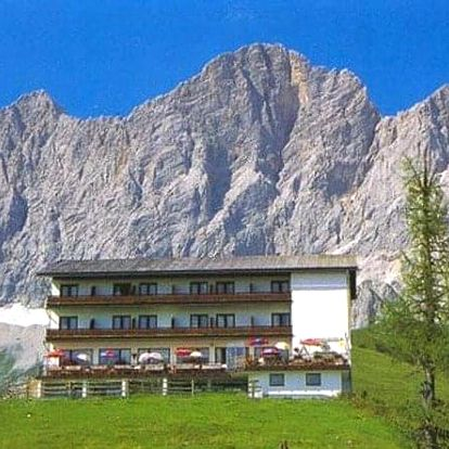 Rakousko - Schladming / Dachstein na 8 dní, polopenze s dopravou vlastní