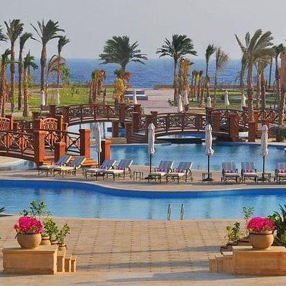 Egypt - Marsa Alam na 8 až 15 dní, all inclusive s dopravou letecky z Prahy, přímo na pláži