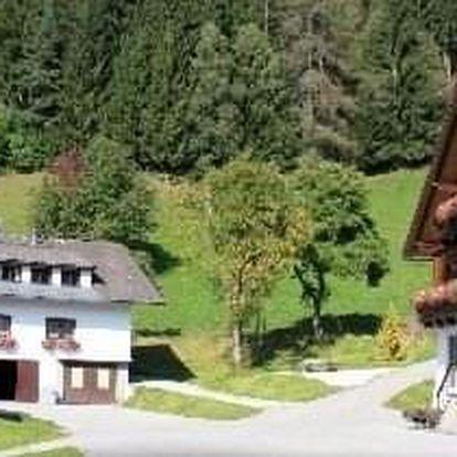 Rakousko - Schladming / Dachstein na 7 dní, bez stravy s dopravou vlastní