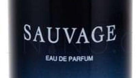 Christian Dior Sauvage 100 ml parfémovaná voda tester pro muže