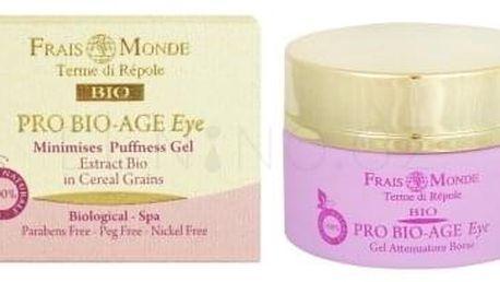 Frais Monde Pro Bio-Age Minimises Puffness 30 ml oční gel proti otokům a kruhům pod očima pro ženy