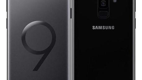 Samsung Galaxy S9+ černý (SM-G965FZKDXEZ)