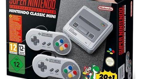 Nintendo Classic Mini: SNES (NICH015)