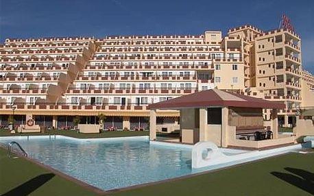 Kanárské ostrovy - Fuerteventura na 8 dní, bez stravy s dopravou letecky z Prahy, 300 m od pláže