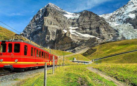 Do Švýcarska za čokoládou a sýrem na 2 noci