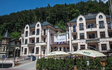 Oblíbený hotel MOST SLÁVY *** s neomezeným wellness na Slovensku