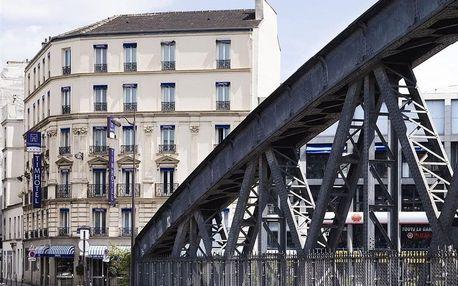 Francie - Paříž na 2 až 3 dny, snídaně nebo bez stravy s dopravou letecky z Prahy