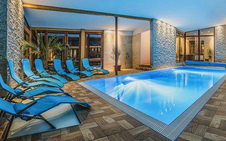 Pobyt v rodinném resortu s bazénem pod Tatrami