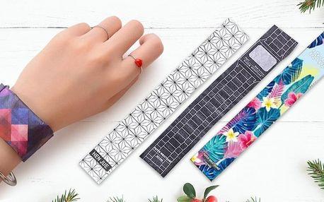 "Lehké ""papírové"" hodinky z Hi-tech materiálu"