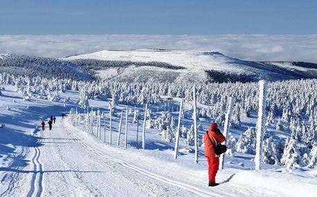 Na lyže do Jeseníků: penzion kousek od svahu