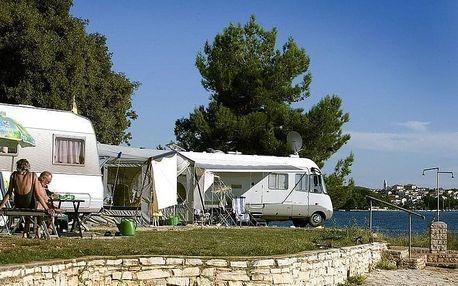 Chorvatsko - Poreč na 8 až 15 dní, bez stravy s dopravou vlastní, 150 m od pláže