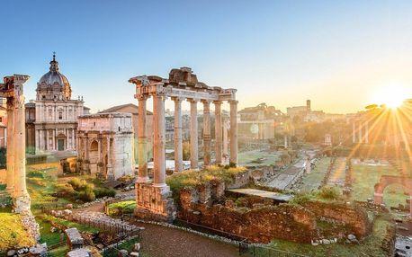 Zájezd na 5 dní do Říma, Florencie, Verony a Benátek s ubytováním