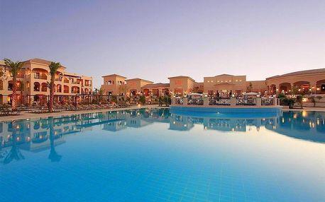 Egypt - Hurghada na 8 až 12 dní, all inclusive s dopravou letecky z Prahy, přímo na pláži